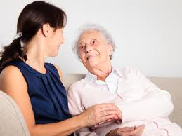 The benefits of in-home care